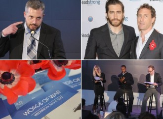Jake Gyllenhaal and More Actors Stand Up for Vet Awareness