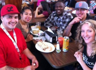 Calif. Restaurant Gets Youth Off Streets, Into Kitchen