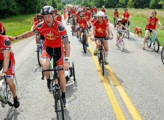 Going the Distance: Biking 900 Miles, Raising $156k for Young Sandy Victim