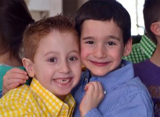 Boy Author Raises $400K for Sick Friend