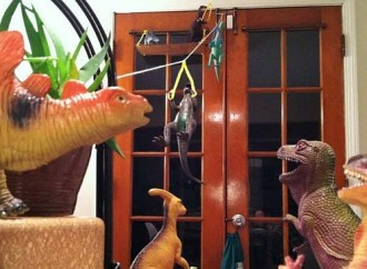 Dinovember is a hilarious practical joke with a heart of gold