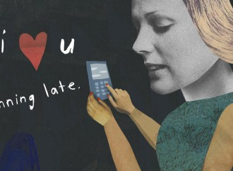 Too Many Texts Can Hurt A Relationship