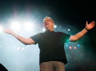 Rick Warren shares the good news about weight-loss plan