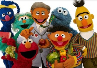 Muppets mini-makeover aims to boost kids' health