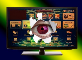Your Samsung SmartTV Is Spying on You, Basically