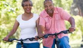 People who feel younger at heart live longer