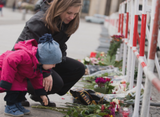 In the face of terror, the human spirit endures