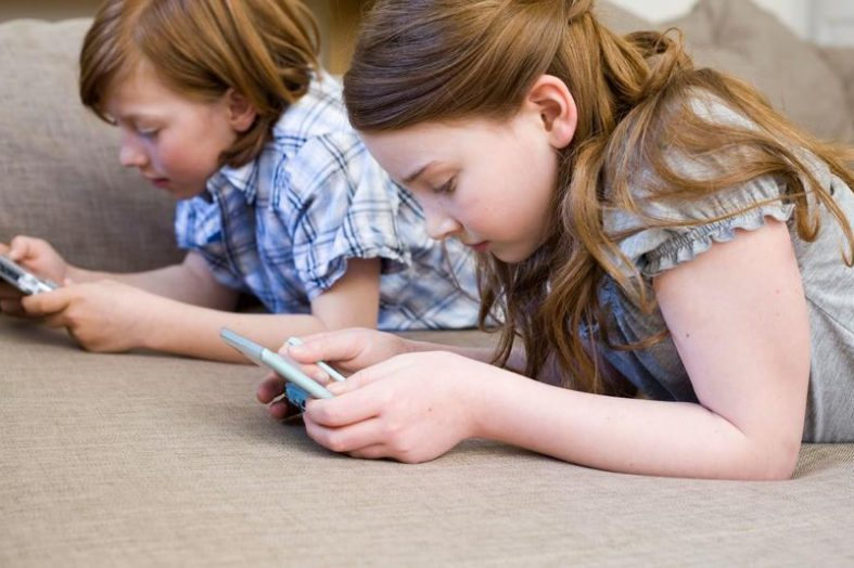 Is your child's use of electronics an addiction or a bad habit?