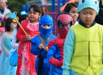 For Halloween, There's Nothing Scarier Than a Fickle Toddler