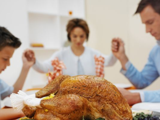 What runs in your family? Talking turkey about health