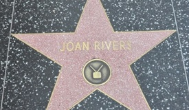 Comedian Cory Kahaney's tribute to Joan Rivers