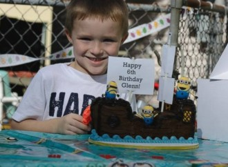 When No One Showed Up to Autistic Boy's Birthday Party, Strangers Saved the Day