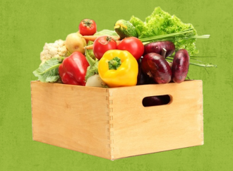 Shop at Your Local Farmer's Market – It's Good for You!