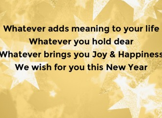 TO GOOD HEALTH, HAPPINESS, PROSPERITY & PEACE OF MIND! CHEERS!