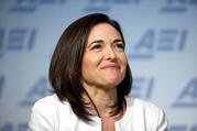 Sheryl Sandberg's new book, 'Option B,' is a tale of grief and resilience