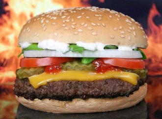 Here's how much fast food Americans are eating